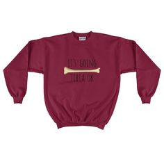 It's Going Tibia OK Crewneck Sweatshirt