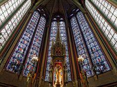Chapelle de la Vierge ou chapelle de la petite paroisse - Notre-Dame d'Amiens