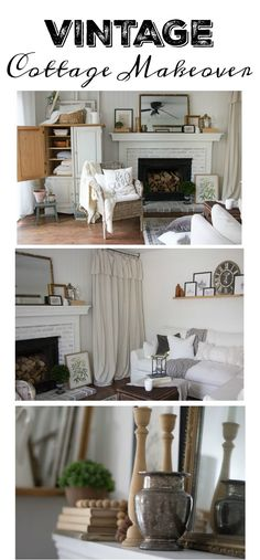 From Cookie Cutter to Cottage Style with IKEA Furnishings.