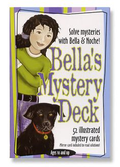 Bella's Mystery Deck by MindWare - $14.95