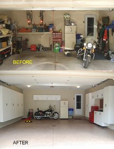 1000 images about garage layout ideas on pinterest garage ideas workbenches and garage - Modern garage storage systems for clean view ...