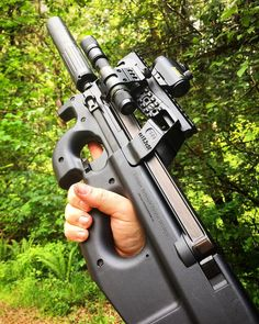 Weapons Guns, Airsoft Guns, Guns And Ammo, Rifles, Submachine Gun, Custom Guns, Concept Weapons, Cool Guns, Military Weapons