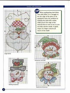 - 101 Christmas XS Designs - natalytretyak.
