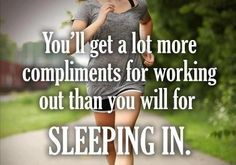 I will try to remember this at 4:40am when I get up for bootcamp!! #RePin by AT Social Media Marketing - Pinterest Marketing Specialists ATSocialMedia.co.uk