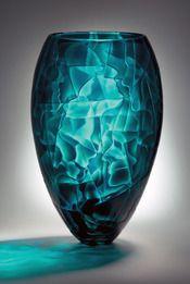"""""""Constructive Minds"""" Vase by Kevin Gorden"""
