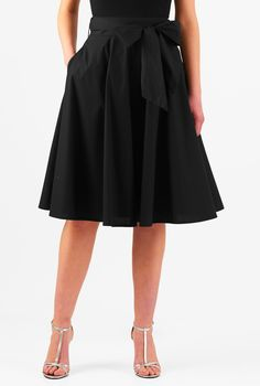 Image result for black skirt pockets waist over knee