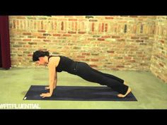Sometimes it's good to go back to basics: Plank Pose Alignment