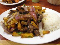 Mario's Peruvian Seafood (2 locations).. when will we meet again? must get - lomo saltado, ceviche de mixto, jalea
