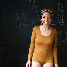 The warmest bodysuit in the land.The Nettie bodysuit in merino wool! Jersey Outfit, Dress Sewing Patterns, I Dress, Diy Fashion, Merino Wool, Overalls, Bodysuits, Sexy, How To Wear