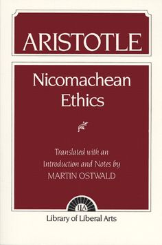Nicomachean Ethics by Aristotle - http://classics.mit.edu/Aristotle/nicomachaen.html ---- Audio - https://itunes.apple.com/us/app/nicomachean-ethics-by-aristotle/id396670929?mt=8