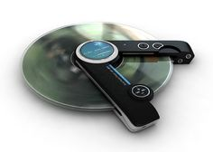 You want to enjoy your audio CDs while traveling but you also have a huge MP3 collection at home that you want to take with you. The ideal solution? DMP, a portable music player that supports CD and MP3 files. Use the MP3 player as you normally would, hang it around your neck, clip it on your jeans or place it in your pocket. Otherwise open both sides and insert your favorite CD and you got yourself a CD player my friend. Now that's music to my ears.
