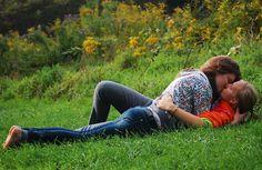 #lesbian #cute #kissing
