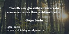 Great quote about transforming education for the 21st century!
