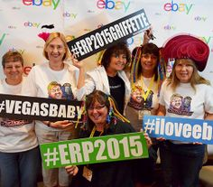 Fifty Things I Learned at the 2015 eBay Radio Party | eBay for Business Blog Number 45 is Louise Sanchez #LouiseSanchez