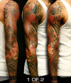 Matt Beckerich | Tattoo Artist | Kings Avenue Tattoo Long Island
