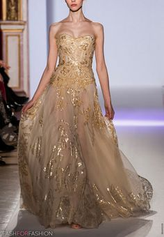 fashforfashion -♛ STYLE INSPIRATIONS♛: designer dress Zuhair Murad