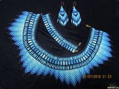 Beaded Collar, Native American Beading, Diy Necklace, Bead Weaving, Turquoise Necklace, Beaded Jewelry, Collars, Zulu, Beads