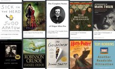 The books Team OverDrive would bring with us to read on a deserted island.   Click the picture to see the full list!  #MyBookshelf