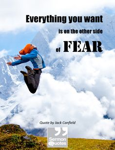 """fear and love as the root of everything Scared of everything or scared of change i'm going to take that """"scared"""" means worried and not spooked like in horror movies i can tell you one thing for sure, you're not scared of everything."""