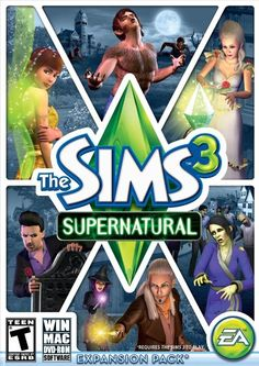 The Sims 3 Supernatural:Amazon:Video Games
