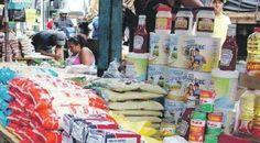 ¡LOS INTOCABLES! Buhoneros siguen vendiendo productos básicos con total descaro