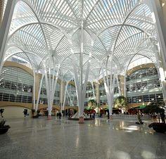 Calatrava - Allen Lambert Galleria. Toronto. Ontario. Canada.