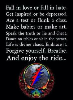 21 Life Lessons the Grateful Dead Can Teach You – The Capitol Theatre                                                                                                                                                                                 More