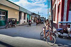 Afternoon in Cardenas. Cuba.