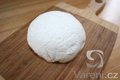 Jednoduchý recept na výborný kremový sýr. Homemade Cheese, Good Food, Food And Drink, Eggs, Bread, Snacks, Breakfast, Interesting Recipes, Straws