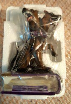 NIB Enesco Harry Potter Fluffy storyteller figurine SCOPES unused #Enesco #HarryPotter