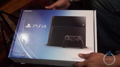 Sony PlayStation 4 Unboxing, Setup & First Impressions - Here is our unboxing, setup and first impressions of the brand new Sony PlayStation 4. This PS4 is here!