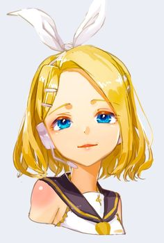 Kawaii Doodles, Cute Kawaii Drawings, Aoki Lapis, Vocaloid Ia, Mai Waifu, Kagamine Rin And Len, Mikuo, Kawaii Anime, My Images