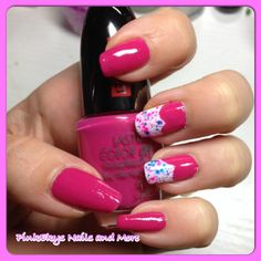 Splashes Nails