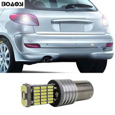 Spectacular BOAOSI x No error Rear Reversing Tail Light lamp Chip for peugeot