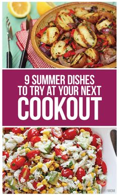 9 summer dishes that won't melt in the heat!