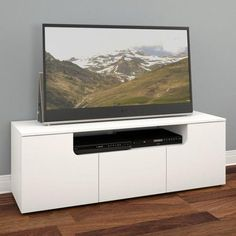 Nexera Arobas TV Stand - Walmart.com