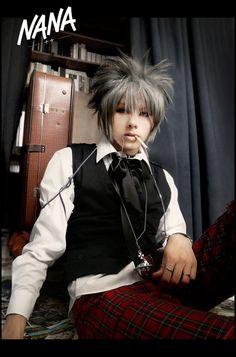 NANA Shinichi Okazaki cosplay by http://akitozz6.deviantart.com/