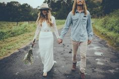 Shelter From The Storm / Wedding Style Inspiration / LANE