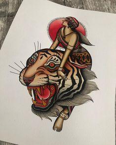 Search inspiration for a New School tattoo. Black Cat Tattoos, Old Tattoos, Badass Tattoos, Animal Tattoos, Body Art Tattoos, Sleeve Tattoos, Tatoos, Traditional Tattoo Sketches, Traditional Tattoo Old School