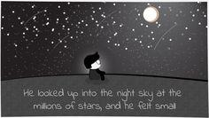 Night Sky by Hosahu