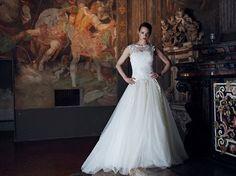 alberta ferretti wedding gown | Abito da sposa Alberta Ferretti Forever autunno/inverno 2012 - 2013