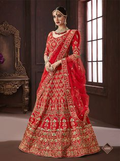 MOKSHA BY HOT LADY 4771 TO 4777 SERIES  DESIGNER BRIDAL WEAR COLLECTION BEAUTIFUL STYLISH COLORFUL FANCY PARTY WEAR & OCCASIONAL WEAR & PURE SILK LEHENGAS