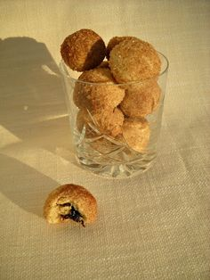 Szilvàs gombóc keksz