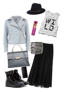 Untitled #28 by alexandra-gabriela on Polyvore featuring polyvore, fashion, style, Abercrombie & Fitch, Mint Velvet, Marni, Converse, Balenciaga, maurices, rag & bone, Yves Saint Laurent and NARS Cosmetics