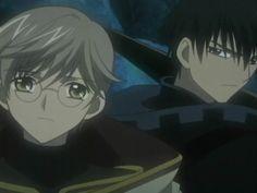 Resultado de imagem para touya yue anime