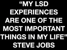 My LSD experiences are one of the most important things in my life | Anonymous ART of Revolution