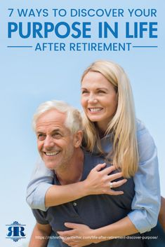 Are you ready to face life after retirement? Find out how you can discover your purpose and live a good post retirement life. Retirement Strategies, Retirement Advice, Retirement Benefits, Happy Retirement, Retirement Planning, Preparing For Retirement, Best Online Jobs, Family Issues, Senior Living