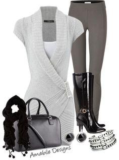 """Work or weekend wear"" by amabiledesigns on Polyvore"
