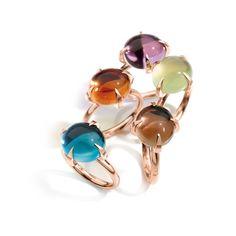 Pomellato 18K Rose anillos de oro Veleno                                                                                                                                                     Más