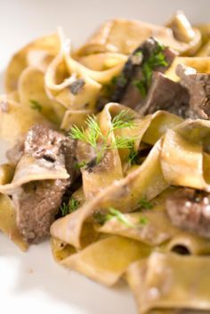 Beef Stroganoff | Saladmaster Recipes